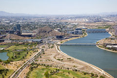 Construction in tempe Stock Photography