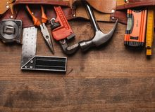 Construction tooling Stock Images