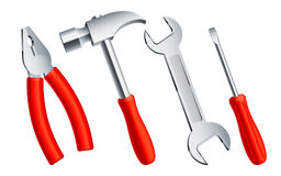 Construction tools. Stock Photos