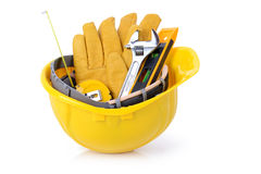Construction tools Royalty Free Stock Photos