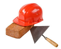 Construction tools Royalty Free Stock Photo