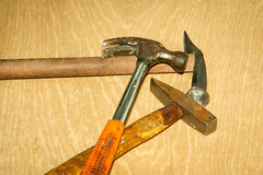 Construction tools. Stock Photography