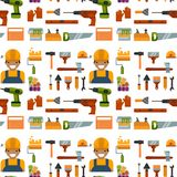Construction tools worker equipment   Stock Photography