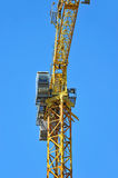 Construction tower crane Royalty Free Stock Image