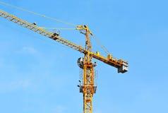 Construction tower crane Stock Photography