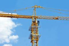 Construction tower crane Royalty Free Stock Photo