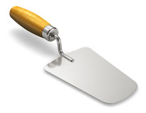 Construction trowel Royalty Free Stock Photography