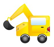 Construction truck Royalty Free Stock Photos