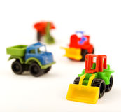 Construction Truck Stock Photo