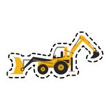 Construction trucks design Stock Photo