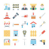 Construction Vector Icon 1 royalty free illustration