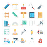 Construction Vector Icon 3 Stock Images