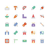 Construction Vector Icons 9 Royalty Free Stock Image