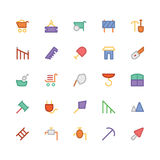 Construction Vector Icons 10 Stock Images