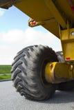 Construction vehicle Stock Photo