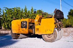 Construction vehicles Royalty Free Stock Photos