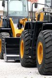 Construction vehicles Royalty Free Stock Photography