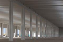 Construction vide Images libres de droits