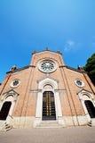 construction vieille dans la lumière du soleil de l'Italie l'Europe Photographie stock libre de droits