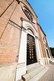 construction vieille en Italie l'Europe et lumière du soleil Photo stock