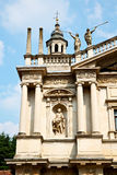 construction vieille en Italie l'Europe et lumière du soleil Photo libre de droits