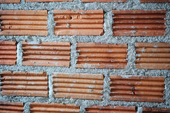 Construction wall texture Stock Photography