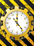 Construction watch design Royalty Free Stock Photography