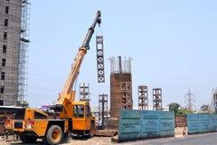 Construction Work Stock Photo