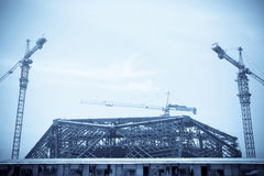 Construction work site Stock Photography