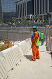 Construction worker Royalty Free Stock Photos