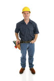 Construction Worker Full Body Royalty Free Stock Photo