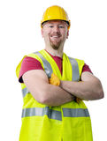 Construction worker Royalty Free Stock Photo