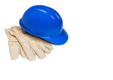 Construction worker protection Royalty Free Stock Photo