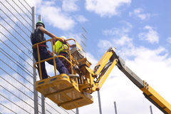 Free Construction Workers Royalty Free Stock Photography - 30853767