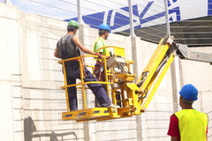 Free Construction Workers Royalty Free Stock Photo - 30858795