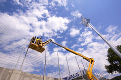 Free Construction Workers Stock Photo - 30859080