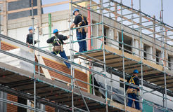 Free Construction Workers Royalty Free Stock Image - 38614546