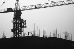 Free Construction Workers Royalty Free Stock Photo - 53205545