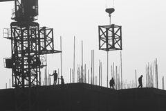 Free Construction Workers Royalty Free Stock Images - 53216909