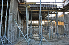Construction works Royalty Free Stock Photo