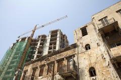 Construction works, Lebabon Royalty Free Stock Image