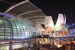 Construction Works, Marina Bay Sands Hotel Stock Photo