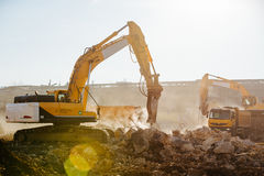 Construction works Stock Photography