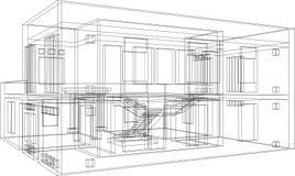 ConstructionPerspective3 Imagens de Stock Royalty Free