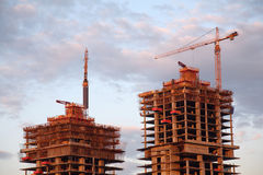 Constructions photos stock