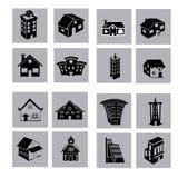 constructions Images libres de droits