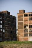 Constructions abandonnées Image stock