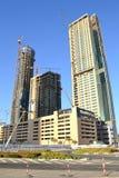 Constructions ayant beaucoup d'étages Photo libre de droits