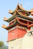 constructions chinoises Images libres de droits