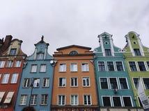 Constructions colorées image stock